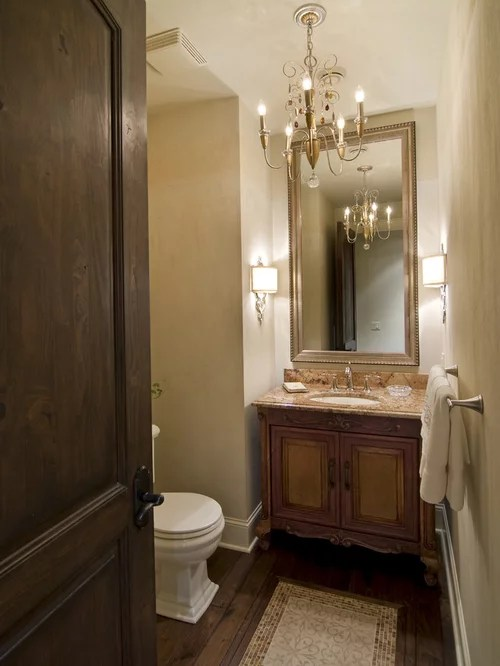 Powder Room Chandelier Ideas Pictures Remodel and Decor