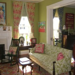 Living Room Country Decor Teal Victorian Home Design Ideas, Pictures, Remodel ...