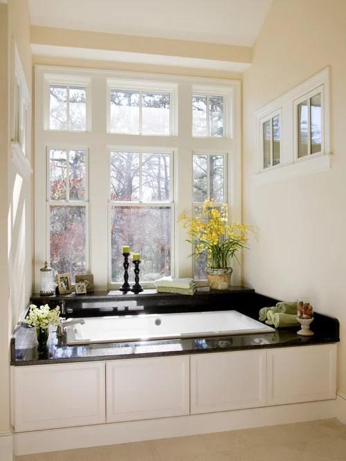 Garden Tub Window Houzz