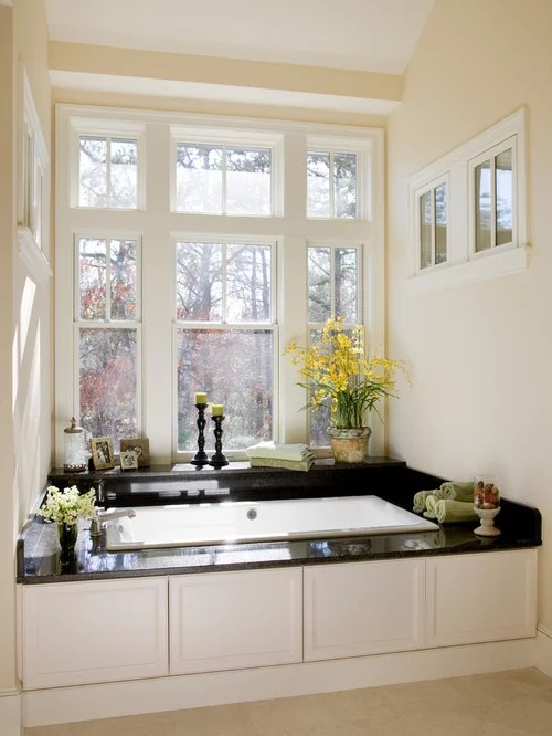 Garden Tub Window Home Design Ideas Pictures Remodel And