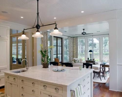 cement kitchen sink marine cabinets sunroom | houzz