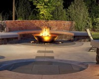 Fire Pit Landscaping | Houzz