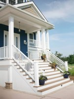Front Steps Home Design Ideas, Pictures, Remodel and Decor