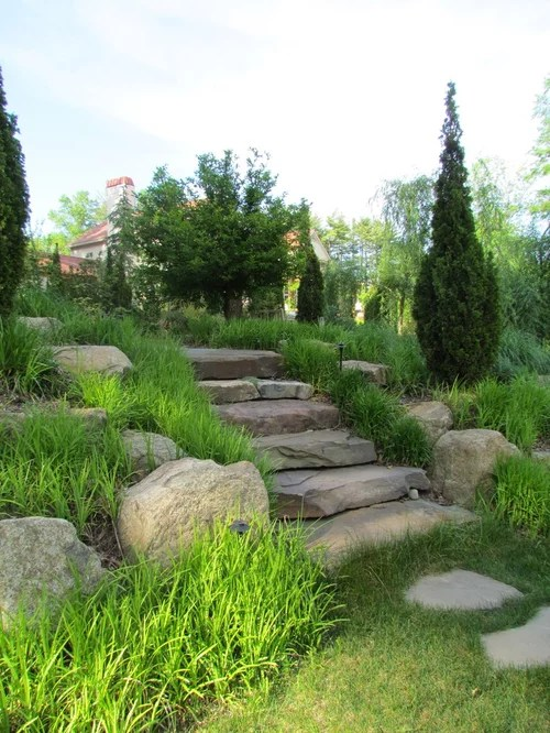 boulder steps ideas