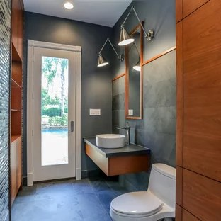 Grey Brown Bathroom Ideas  Houzz