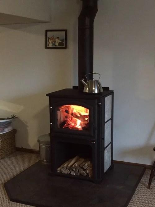 Quadra Fire 3100 Limited Edition Wood Stove