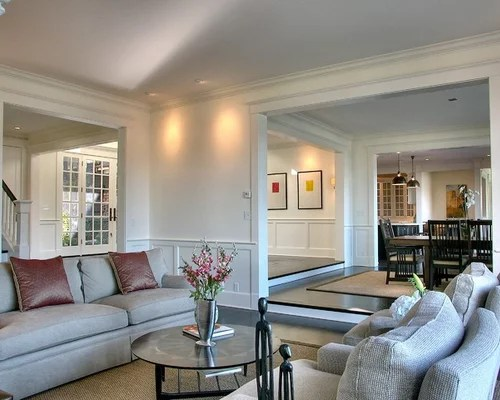 Wainscoting Crown Molding Home Design Ideas Pictures