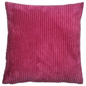 magenta velvet pillow contemporary