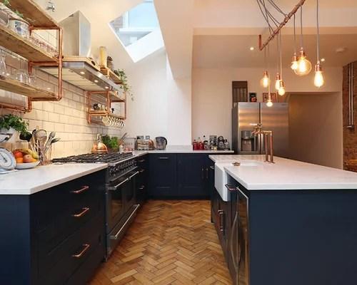 11 789 Industrial Kitchen Design Ideas & Remodel Pictures Houzz