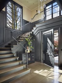 High Ceiling Foyer Ideas, Pictures, Remodel and Decor