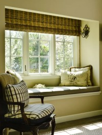 Recessed Window Treatments Ideas, Pictures, Remodel and Decor