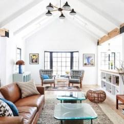 Scandinavian Living Room Design Storage Diy 75 Most Popular Ideas For 2019 Large Open Concept Light Wood Floor Idea In Los Angeles