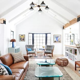scandinavian living room furniture best color for small 75 most popular design ideas 2019 large open concept light wood floor idea in los angeles