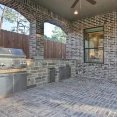 Kitchen Counter Overhang Designer Software Outdoor Kitchens Patios Design Ideas & Remodel Pictures ...
