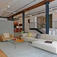 Sofa Room Leeson St Narrow Full Size Sleeper Portland Apartment - Modern Living By ...