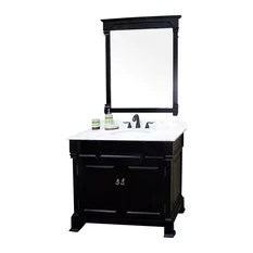 42-inch bathroom vanities | houzz