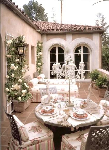 grow rose garden in pots