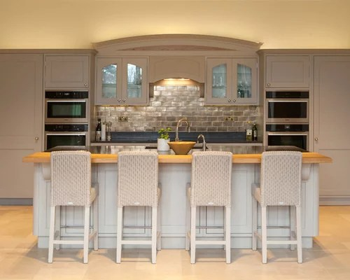 Taupe Cabinets Home Design Ideas Pictures Remodel And Decor