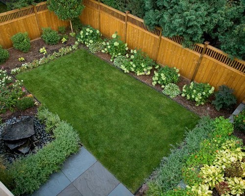 Fenceline Landscaping Houzz