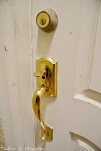 Brass Front Door Hardware - Frasesdeconquista.com