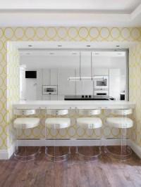 Yellow Wallpaper | Houzz