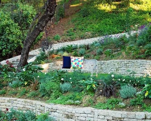 Sloped Garden Design Ideas & Remodel Pictures Houzz