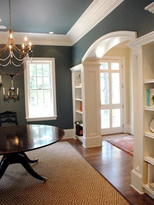 coastal design living room navy blue and orange decor knoxville gray | houzz
