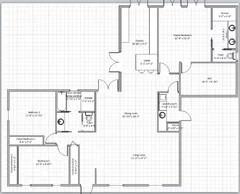 Mid-century Floorplan Disaster-HELP PLEASE
