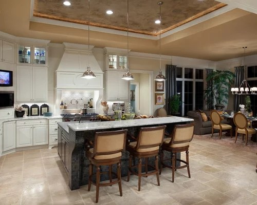 Kitchen Tile Flooring  Houzz