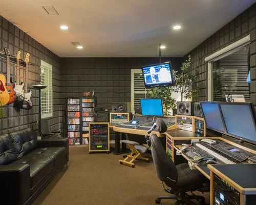 Recording Studio Ideas Pictures Remodel and Decor
