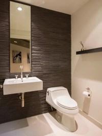 Modern Powder Room Design Ideas, Remodels & Photos