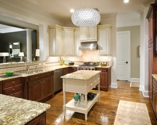 charlotte kitchen cabinets update ideas on a budget two tone | houzz