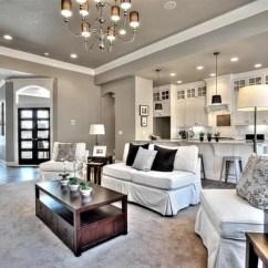 Grey Kitchen Backsplash Cabinets Jacksonville Fl Sherwin Williams Requisite Gray | Houzz