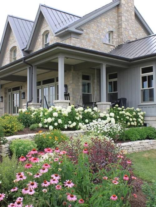 Hydrangea Front Garden Houzz
