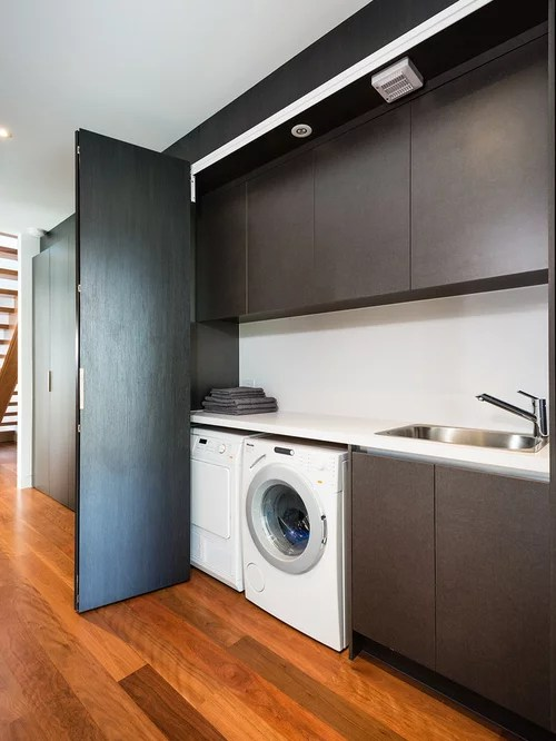 Hidden Laundry Ideas Pictures Remodel And Decor