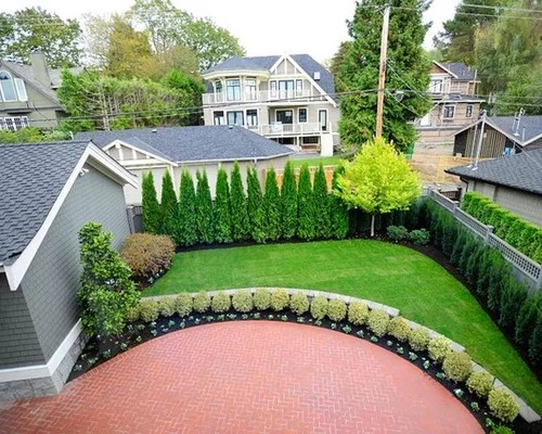 Privacy Landscaping Ideas Ideas Pictures Remodel And Decor