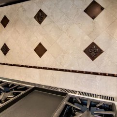 White Porcelain Undermount Kitchen Sink Lowes Countertops Laminate Fleur De Lis Tile | Houzz