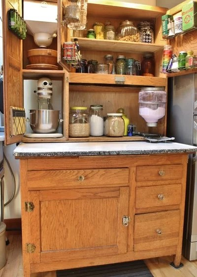 MustKnow Furniture The Hoosier Cabinet