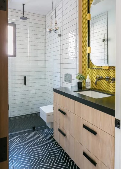 Contemporary Bathroom by Gonterman Construction