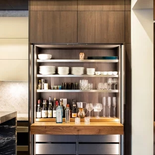 75 Beautiful Home Bar Pictures Ideas September 2020 Houzz | Home Mini Bar Design Under Staircase | Wine Cellar | Living Room | Basement Stairs | Basement Bar | Interior Design Ideas