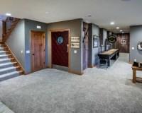 Craftsman Basement Design Ideas, Pictures, Remodel & Decor