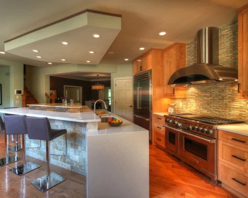 long kitchen island with seating honest best triangle design ideas & remodel pictures | houzz