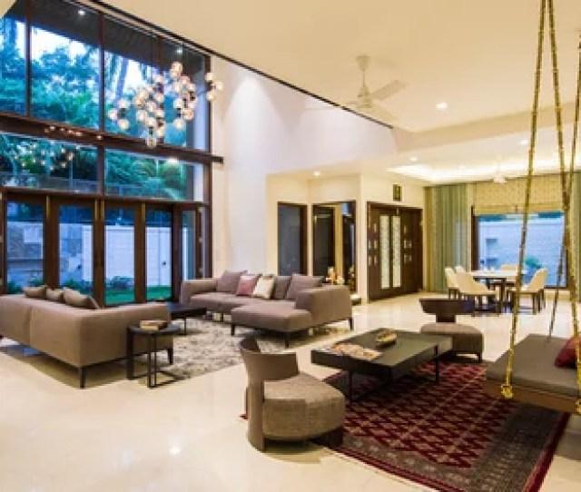 Living Room Photo In Bengaluru