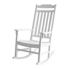 Rocking Chair White Outdoor Stretch Covers 50 Most Popular Beach Style Chairs For 2019 Houzz Frontera Furniture World S Finest Rocker