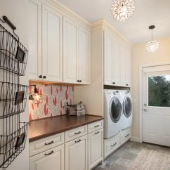 Kitchen Cabinet Crown Molding Pictures Of Farmhouse Laundry Room Design Ideas, Remodels & Photos