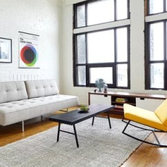 Gray Living Room Furniture Ideas Decorating Rooms Sofa Photos Houzz Inspiration For A Mid Sized Contemporary Open Concept Light Wood Floor And Beige