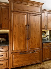 Stained Knotty Alder Home Design Ideas, Pictures, Remodel ...