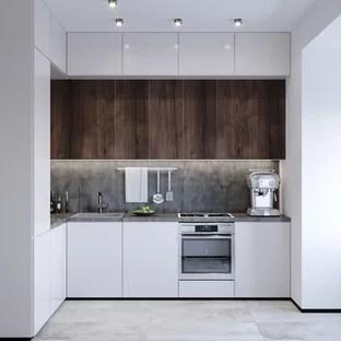 Petite cuisine moderne  Photos et ides dco de cuisines