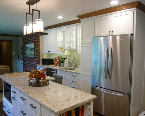 Transitional Kitchen Remodel Richmond VA