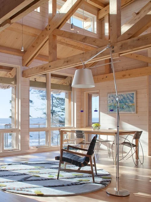 Pickled Knotty Pine Design Ideas Amp Remodel Pictures Houzz
